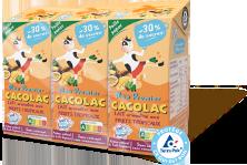 Cacolac fruits tropicaux