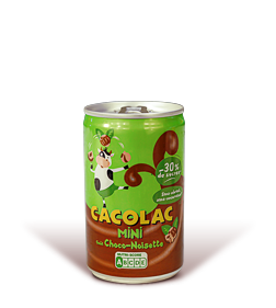Cacolac choco noisette