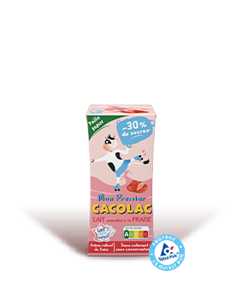 Cacolac fraise